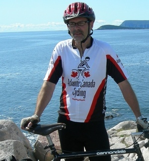Gary on the Cabot Trail