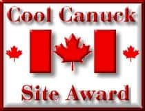 Cool Canuck Award