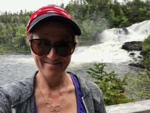 Grit - Cate Creede on ACC Newfoundland Bicycle Tour