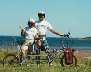 Atlantic Canada Bicycle Rally - Cornel Ormsby