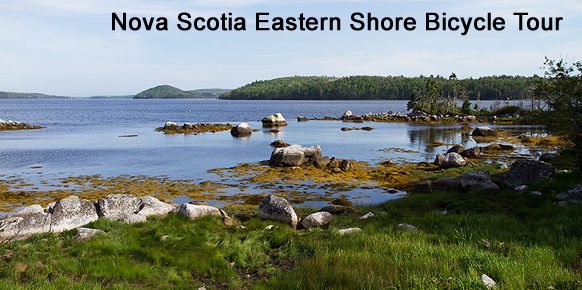Eastern Nova Scotia Bicycle Tour