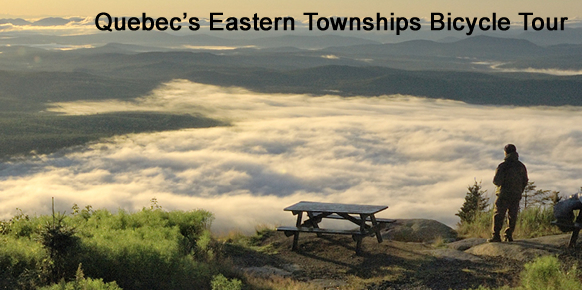 Eastern Townships Bicycle Tour