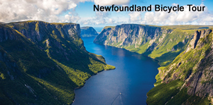 Newfoundland Bicycle Tour