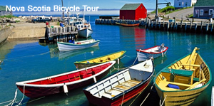 Nova Scotia West Bicycle Tour