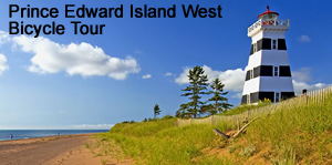 Prince Edward Island West Bicycle Tour