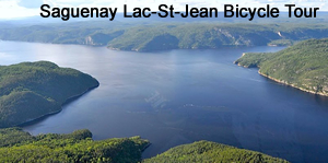Saguenay - Lac-Saint-Jean Bicycle Tour
