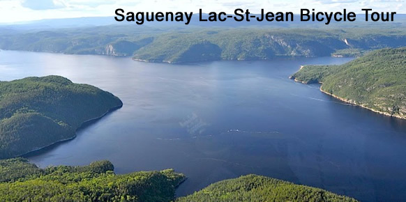 Saguenay—Lac-Saint-Jean Bicycle Tour