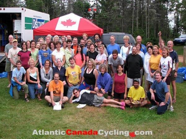 Fun Bicycle Tours in Atlantic Canada